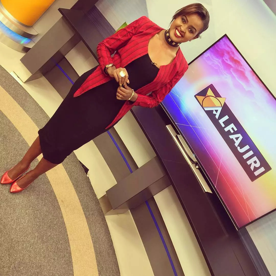 K24 Amina Abdi shares some surprising information of how she met her Christian husband