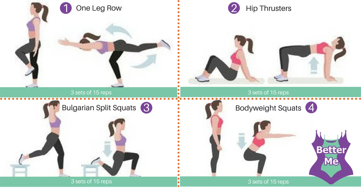 30 Minute Exercises To Make Your Bum Bigger-2695