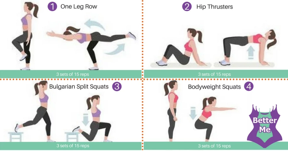 30 Minute Exercises To Make Your Bum Bigger-7447