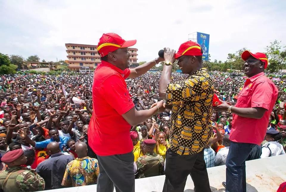 Makubwa! Ulimi wa Naibu Rais Ruto umeonja ndimu dhidi ya Raila