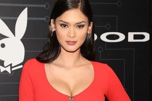 Pia Wurtzbach has a blonde twin? Find out who she is!