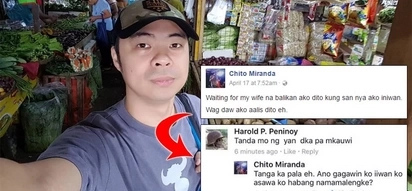 Ayun, pinatulan! Chito Miranda replies sarcastically and calls basher 'stupid' after mocking his post