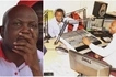 Election humbles Moses Kuria,see the surprising thing he did at a local radio station