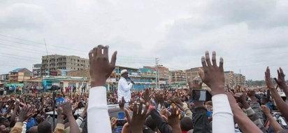 Raila pleads with international community and religious leaders to intervene before country sinks into anarchy