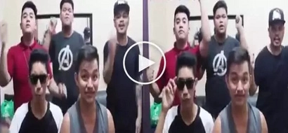 Halimaw: This group did an a capella version of famous #PakGanernChallenge