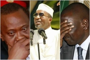After winning major court case, Joho renews his fiery attack on Uhuru, Ruto