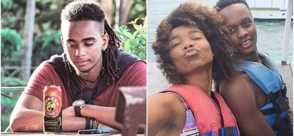 Ex-lover to Kibaki's hot grandson reveals why she dumped him and opted for another man