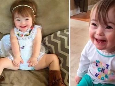 """Sus compañeros se burlaron de """"disfraz de retardado"""", entonces el padre les mostró una foto de su hija con Síndrome de Down"""
