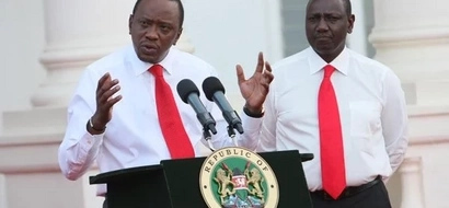 The man who can be president if Uhuru and Ruto are away; it is NOT Sonko