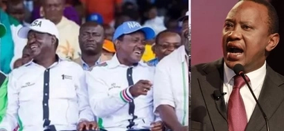 NASA tricked Uhuru into skipping presidential debate and Kalonzo Musyoka explains how