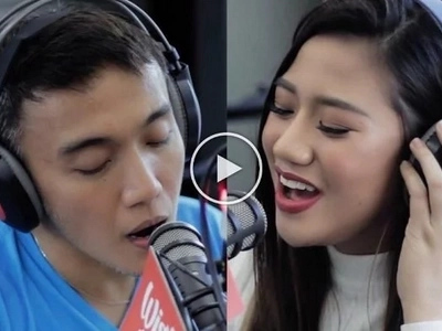 Arnel and Morisette version of 'I Finally Found Someone' is one for the books