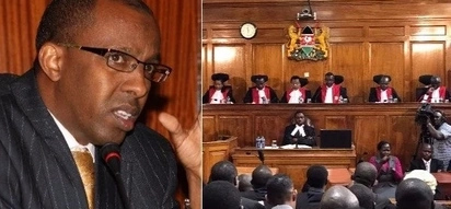 Uhuru's lawyers planning next course of action on Supreme Court verdict