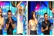 Parehong magugulatin! Vice Ganda & Anne Curtis gets super terrified by loud sound on the set of 'It's Showtime!'