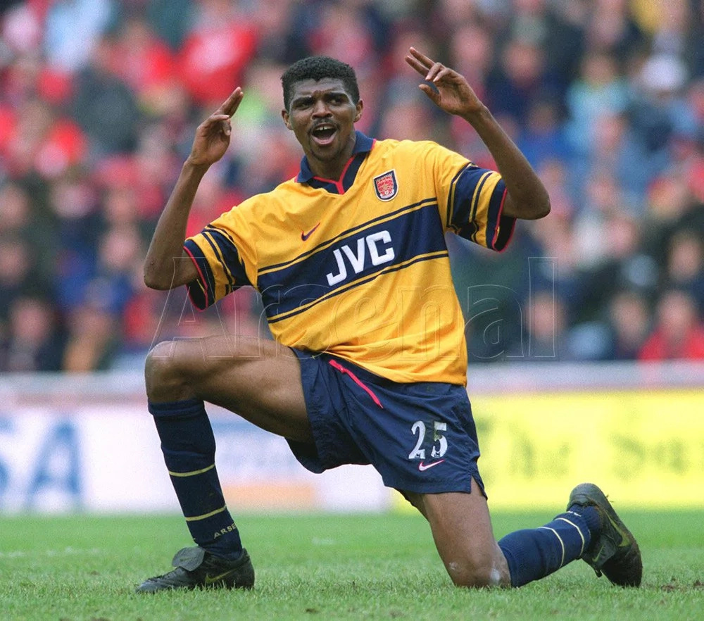 Former Arsenal hitman Kanu to grace media football event