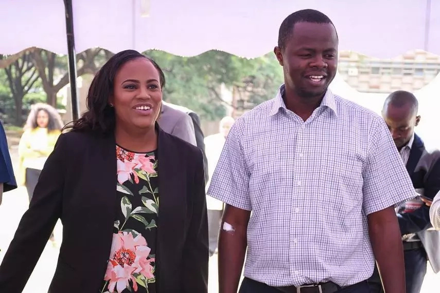 I am a recovering alcoholic - Uhuru Kenyatta's niece reveals