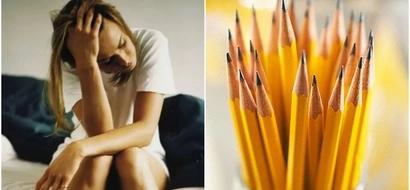 Un lápiz es el mejor remedio para el dolor de cabeza ¡Lamentarás no haber conocido esto antes!