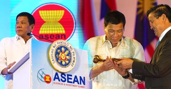 Duterte set to be the chairman of ASEAN 2017