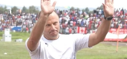 AFC Leopards Coach