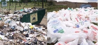 Drop your polythene bags at these supermarkets before you are arrested
