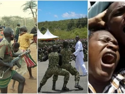 NYS officers SAVAGELY attacked by Pokot bandits