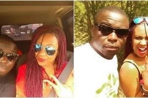 Ex- Tahidi High actress DUMPs gospel artist for this man (photos)