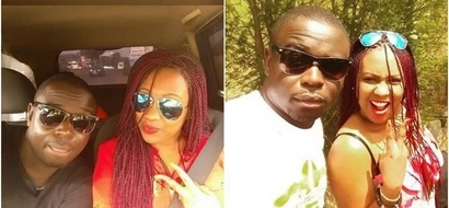 Ex- Tahidi High actress DUMPs gospel artist for this man (photos)