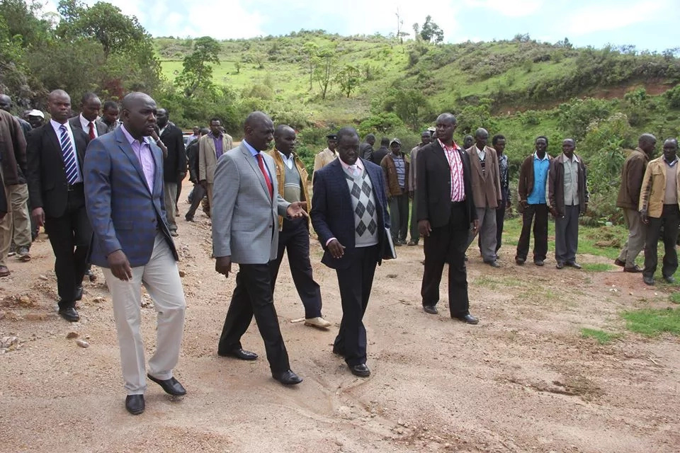 How William Ruto was badly embarrassed in-front of his juniours