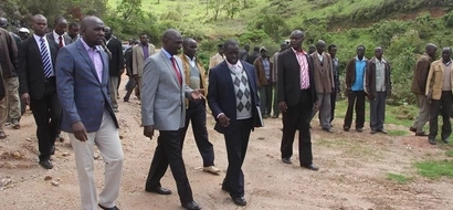 ICC Should Drop Cases Against Ruto And Sang, Jubilee Politicians