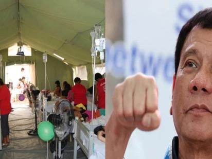 Swerte si Duterte! Generous Pinoy donates P1B to Duterte for urgently needed hospitals