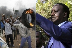 Raila sends a STRONGLY-worded response after Uhuru claimed he sparked violence in 2007