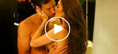 Hayok na hayok lang! Nico Bolzico goes bananas over sexy time with Solenn