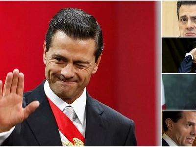 Enrique Peña Nieto: un mandatario polémico, en 10 frases