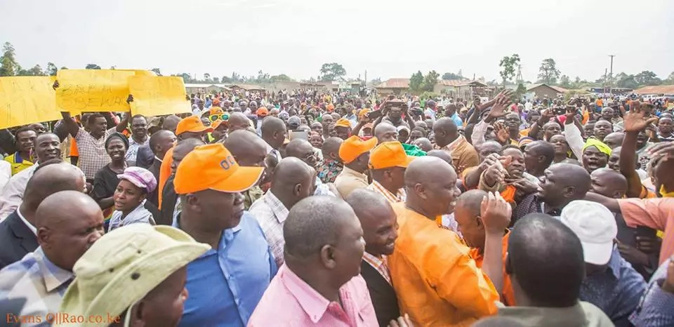 The FOUR counties that will expose ODM elections board's soft underbelly