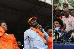 Vocal female Senator defects from ODM