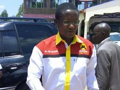 Sorrow as ex- Bomachoge Borabu MP Joel Onyancha passes on in Nairobi