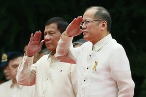 LOOK: The difference between Duterte and Aquino