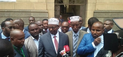 Wajir governor headed home after losing case in Court of Appeal