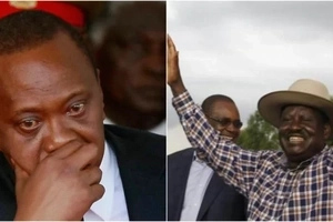 Uhuru will be extremely ruthless if he beats Raila in August- Jubilee party vice chairperson