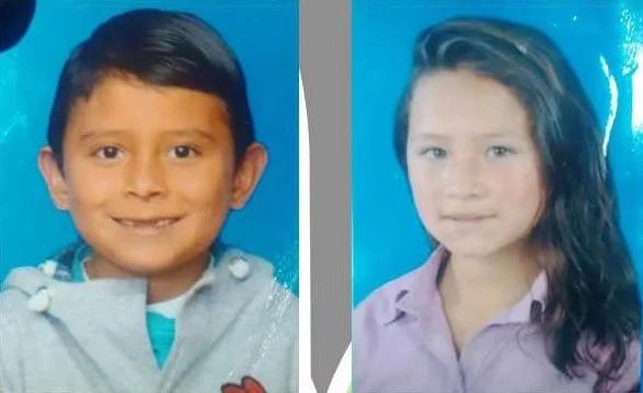Encontraron a los dos niños que desaparecieron en Bogotá