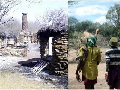 Baringo prominent politician arrested after bandits burned down 'mzungu' property