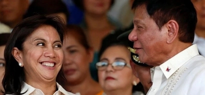 Nabighani ang pangulo! VP Leni reacts to Duterte's remarks on her good looks and 'nice legs'