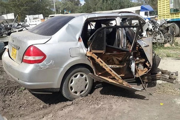 4 bodyguards of Machakos first lady killed in grisly accident