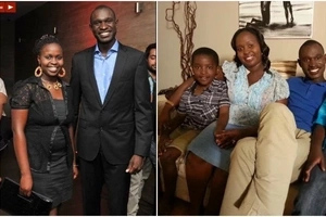 David Rudisha's wife being accused of using Juju