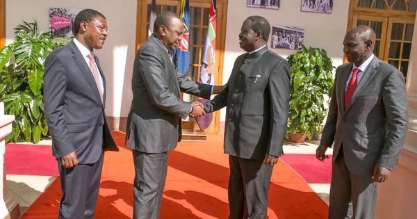 A letter to the editor: Dear Kenyan we are all poor, unlike Raiala, Uhuru and Ruto