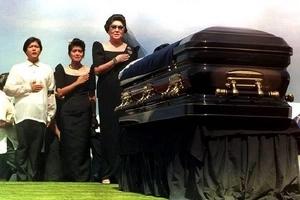 Totoo nga! Marcos burial happening at Libingan ng mga Bayani today