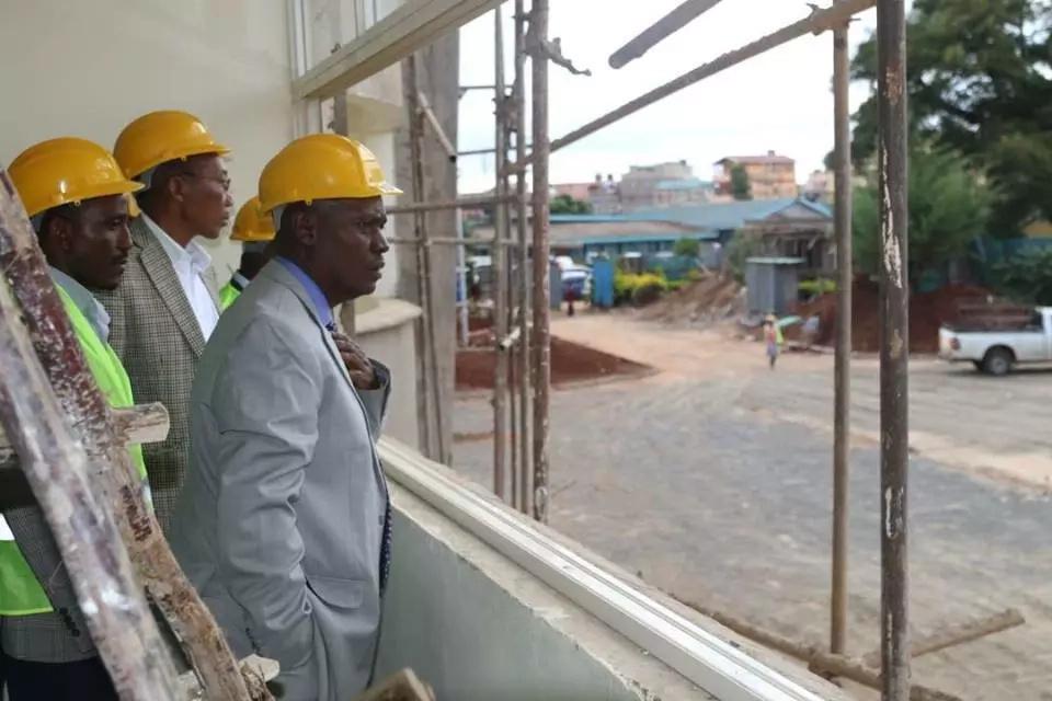 Gavana wa Kiambu anayeondoka William Kabogo awaonesha Wakenya watakachokikosa atakapoondoka ofisini