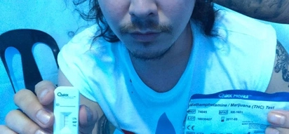 Baron Geisler takes DRUG TEST; is he positive or negative?
