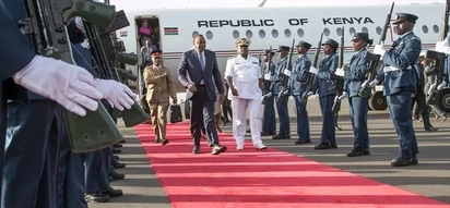Media houses denied access to cover Uhuru return from Ethiopia as K24 TV and KBC are allowed in