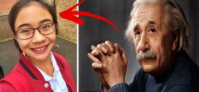 This 11-year-old Pinay genius was rejected by a UK school even though her IQ is higher than Albert Einstein's. That was shocking!