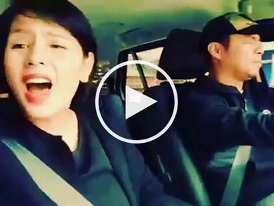 Narindi na! Chito Miranda gets upset with Neri Naig's singing voice during their road trip